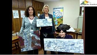 L'atelier itinérant Le Caméleon a posé ses pinceaux à Geispolsheim @TvLocale_fr