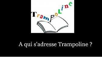 #Trampoline lutte contre l'illéttrisme