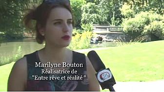 Marilyne Bouton @lilywood.production réalisatrice du film ' Entre rêve et réalité' nous parle du tournage