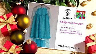 #1001tailles vous conseille, vous soutient dans tous vos projets de couture Vidéo http://www.tvlocale.fr/lma-videaste