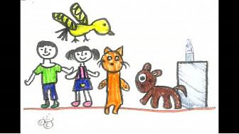 """Les enfants de l'école Libermann à Illirch (67) ont interprété l'opéra pour enfants  """" Brundibar"""""""